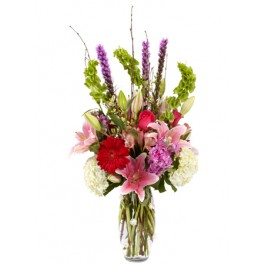 Vase romantique