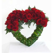 Coeur verdure éternelle