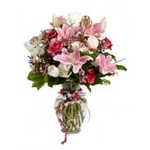 Bouquet Fête des mères délicatesse