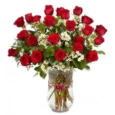 Eternal Love Vase