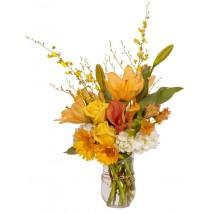 Bouquet Douceur d'Automne