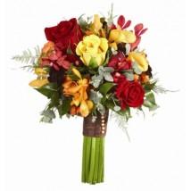 Bouquet lié