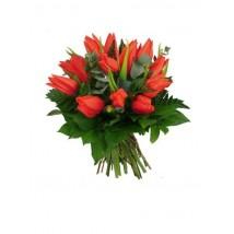 Bouquet Tulipes
